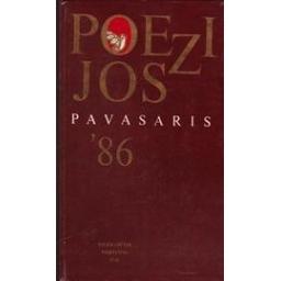 Poezijos pavasaris 1986/ Autorių kolektyvas