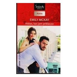Viskas, kas jam priklauso/ McKay Emily