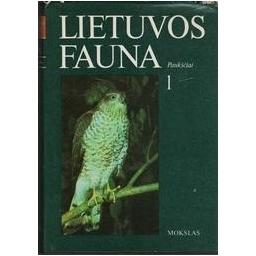 Lietuvos fauna. Paukščiai (2 dalis)/ Autorių kolektyvas
