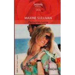 Paslapties kaina/ Sullivan M.