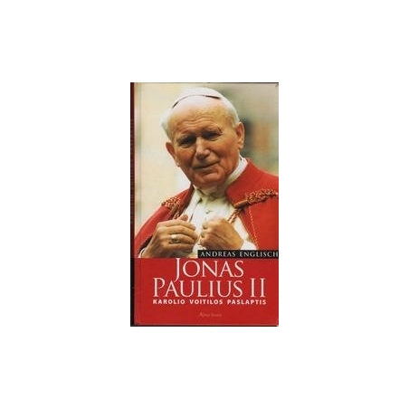 Jonas Paulius II. Karolio Voitilos paslaptis/ Englisch A.