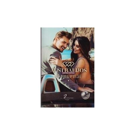 Australijos deimantai. Antra knyga/ Colley J., Roe P., Lindsay Y.