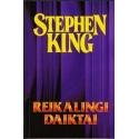 Reikalingi daiktai (20)/ King Stephen
