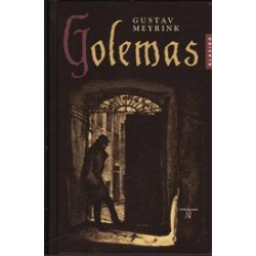 Golemas/ Meyrink Gustav