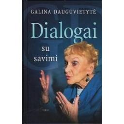 Dialogai su savimi/ Dauguvietytė G.