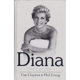 Diana. Princesės istorija/ Clayton T.
