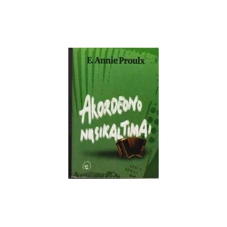 Akordeono nusikaltimai/ Proulx A.