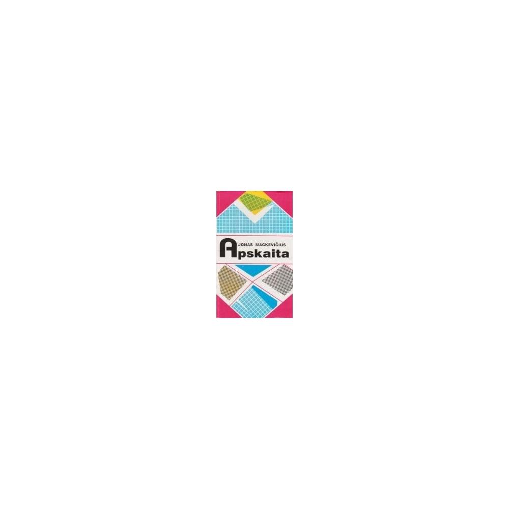 Apskaita/ Mackevičius Jonas