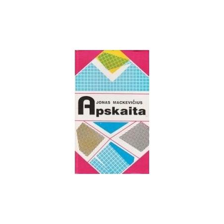 Apskaita/ Mackevičius J.