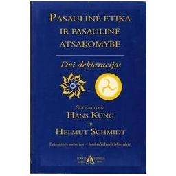 Pasaulinė etika ir pasaulinė atsakomybė/ Kung Hans