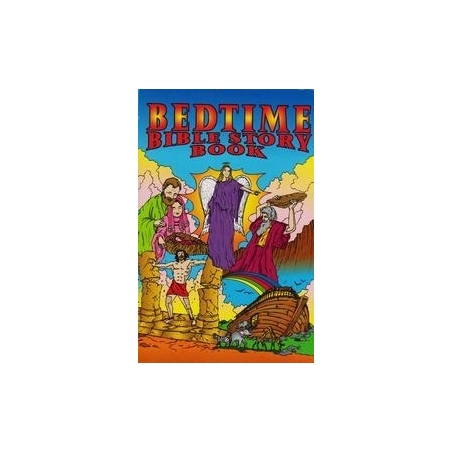 Bedtime Bible Story Book/ McCann S.