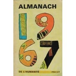 Almanach de L'Humanite 1967