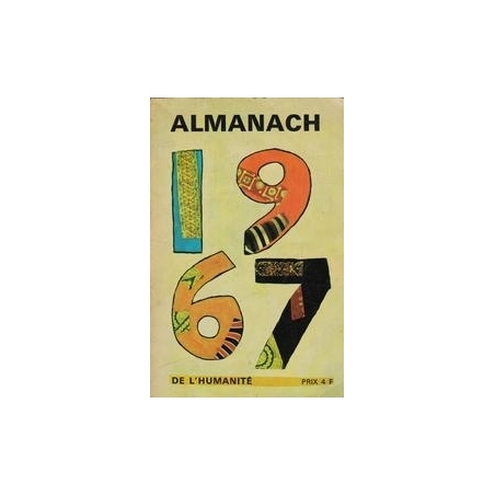 Almanach de L'Humanite 1967