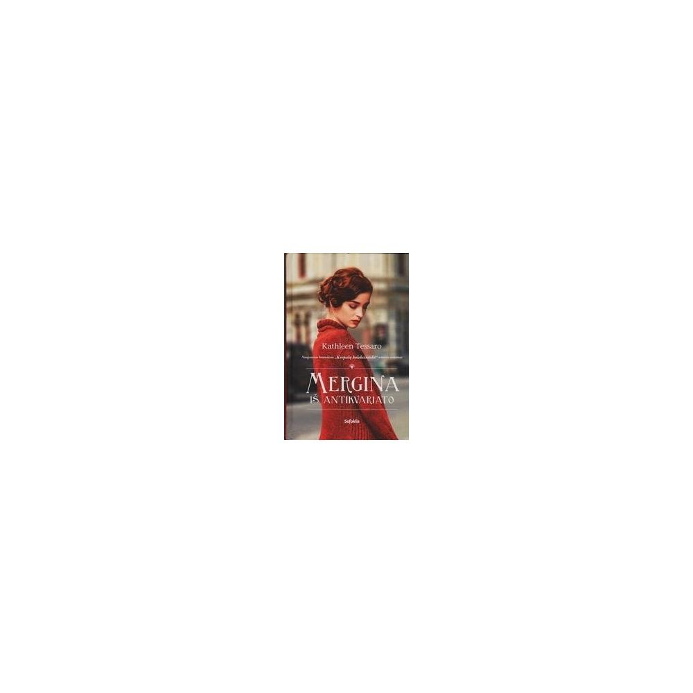 Mergina iš antikvariato/ Tessaro K.