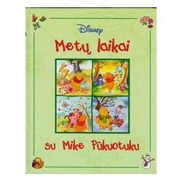 Metų laikai su Mike Pūkuotuku/ Disney W.