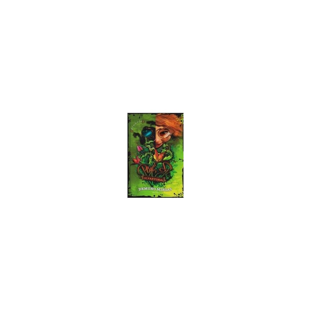Pegė Sju ir fantomai (2 knyga): Demono miegas/ Brussolo S.