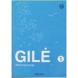 Gilė I kl. mokytojo knyga