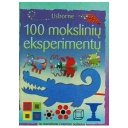 100 mokslinių eksperimentų/ Andrews G., Knighton K.