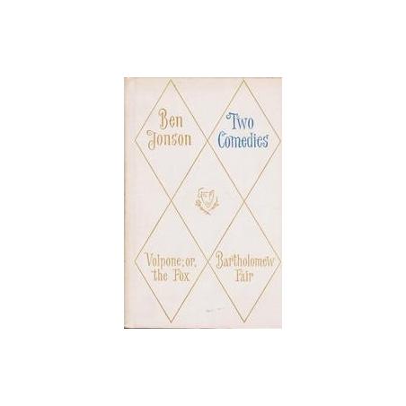 Two Comedies/ Jonson B.