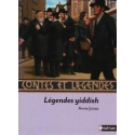 Légendes Yiddish/ Jonas A.