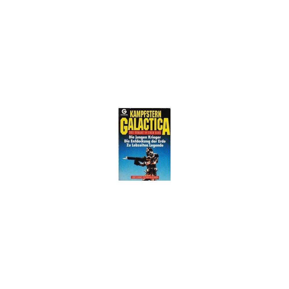 Kampfstern Galactica 4/ Larson Glen A., Thurston R.