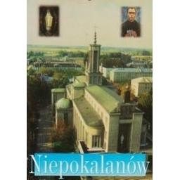 Niepokalanow. Przewodnik pielgrzymkowo-turystyczny/ Soczewka o. R.