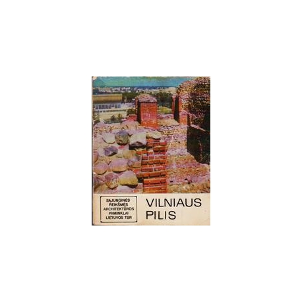 Vilniaus pilis/ Budreika E.