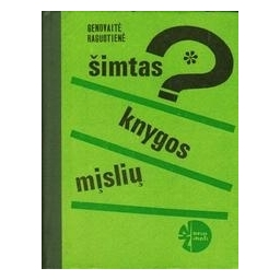 Šimtas knygos mįslių/ Raguotienė G.