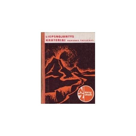 Liepsnojantys krateriai/ Tazijevas H.
