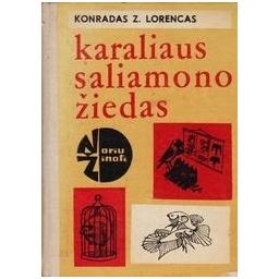 Karaliaus Saliamono žiedas/ Lorencas K.Z.