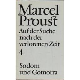 Sodom und Gomorra/ Proust M.