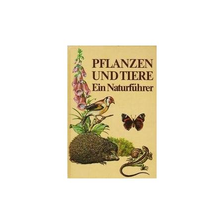 Pflanzen und Tiere. Ein Naturführer/ Needon Ch.
