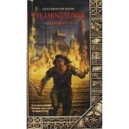 The Flaming tower/ Skomantas
