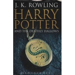 Harry Potter and the deathly hallows/ J. K. Rowling