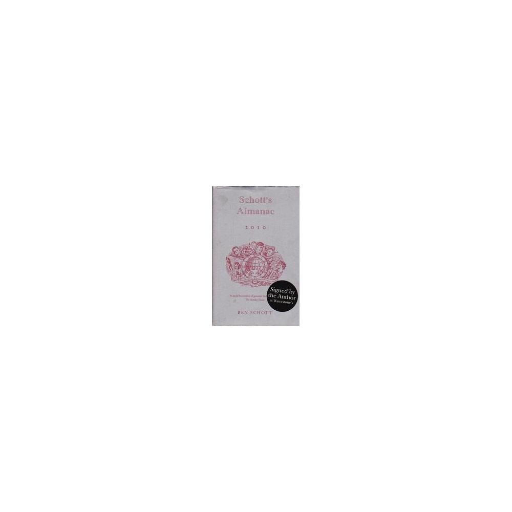 Schott's Almanac/ Schott B.