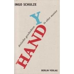 Handy dreizehn geschichten in alter manier/ Schulze I.