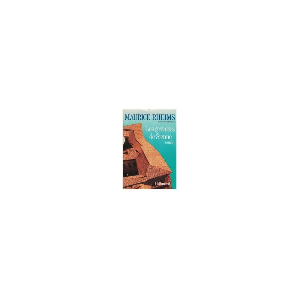 Les greniers de Sienne/ Rheims M.