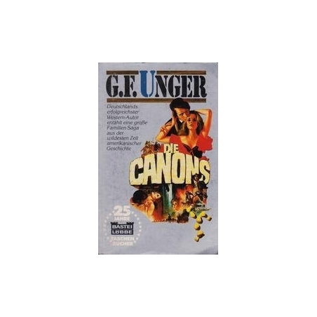 Die Canons/ Unger G. F.
