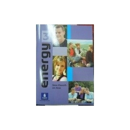 Energy 3 Student's Book plus Notebook - Elsworth Steve, Rose Jim