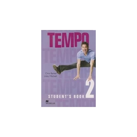 Tempo. Student's book 2/ Barker Ch. ir kiti