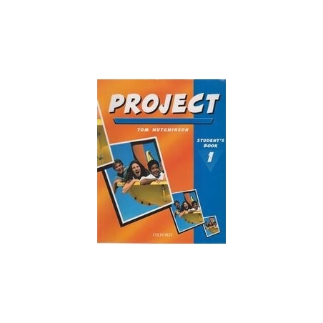 Project. Student's book 1/ Hutchinson T.