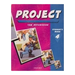 Project. Student's book 4/ Hutchinson T.