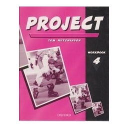 Project. Work book 4/ Hutchinson T.