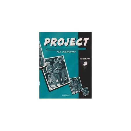 Project. Work book 3/ Hutchinson T.