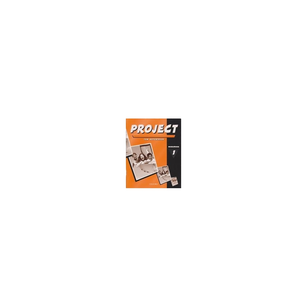 Project. Workbook 1/ Hutchinson T.