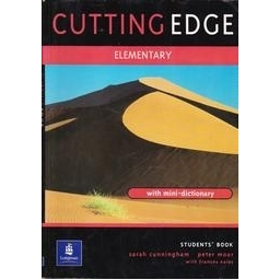 Cutting Edge. Elementary. Students' book/ Moor Peter