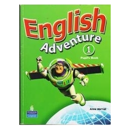 English Adventure 1. Pupil's book/ Worrall Anne