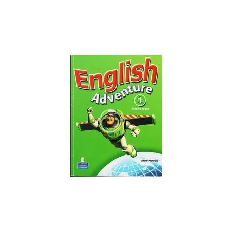 English Adventure 1. Pupil's book/ Worrall A.