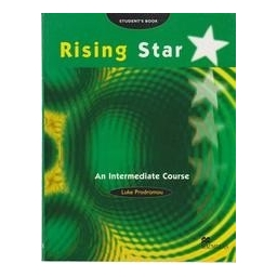 Rising star. An itermediate course. Student's book