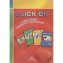 Click on. A series of English coursebooks at secondary level/ Evans V.
